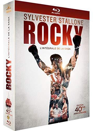 Rocky-L'intégrale de la Saga [Blu-Ray] 1